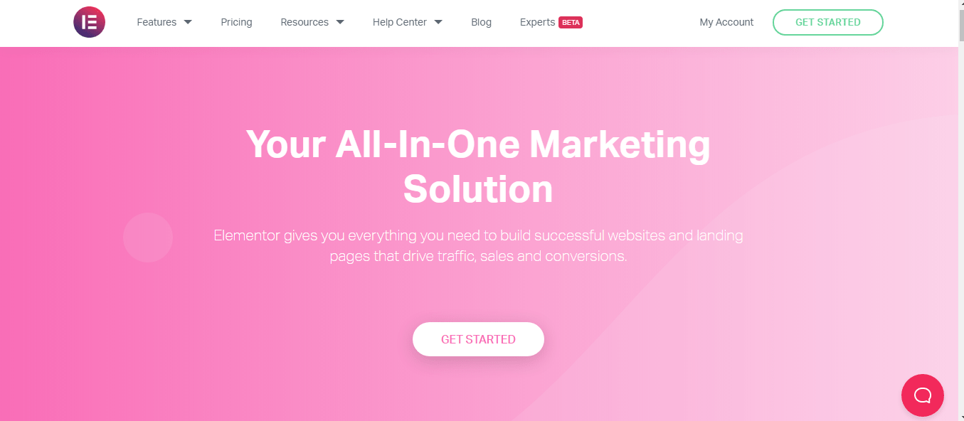 Elementor- A Perfect Marketing Solution