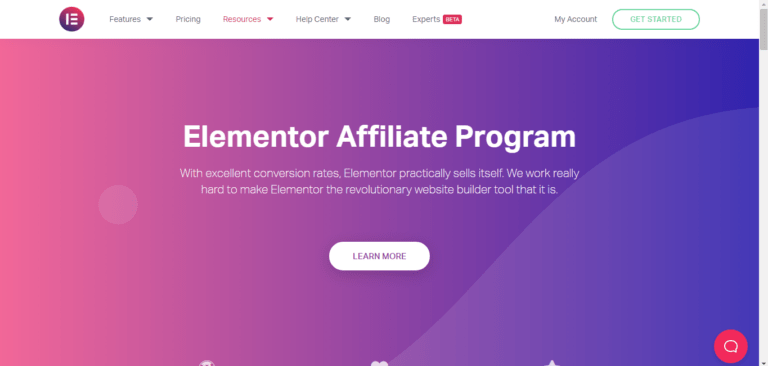 How can you earn in the Elementor Affiliate program