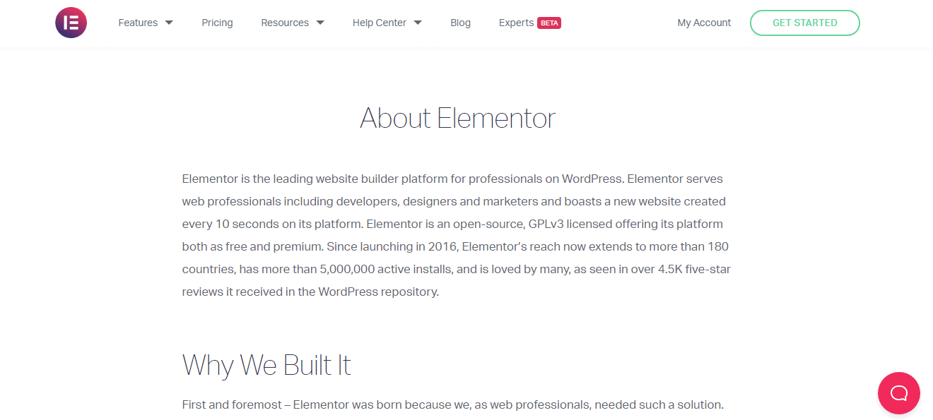 Who Is Elementor For