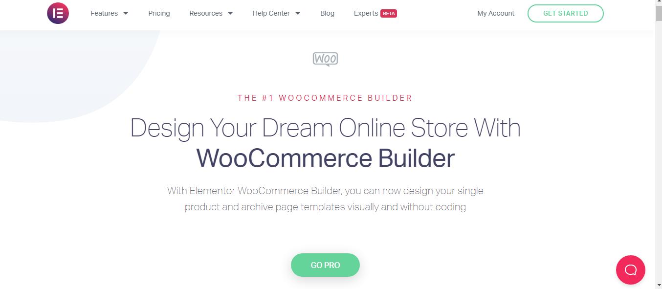 Elementor-WooCommerce Builder