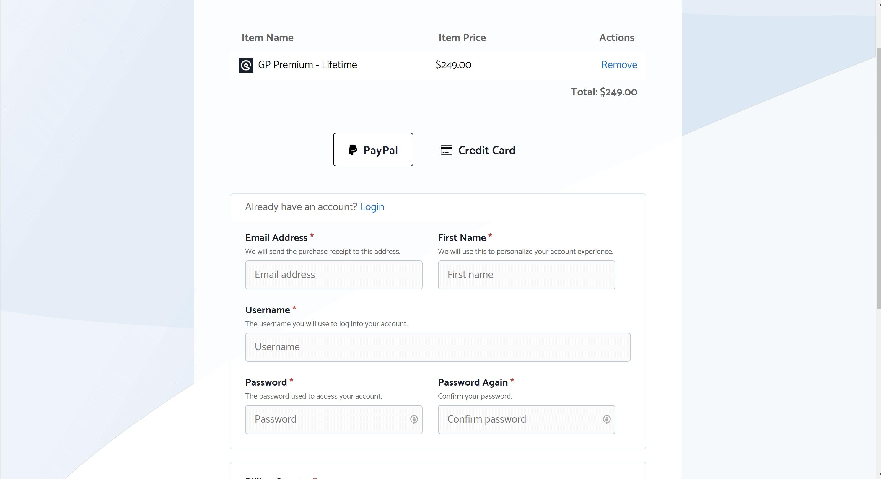 Generatepress lifetime coupons